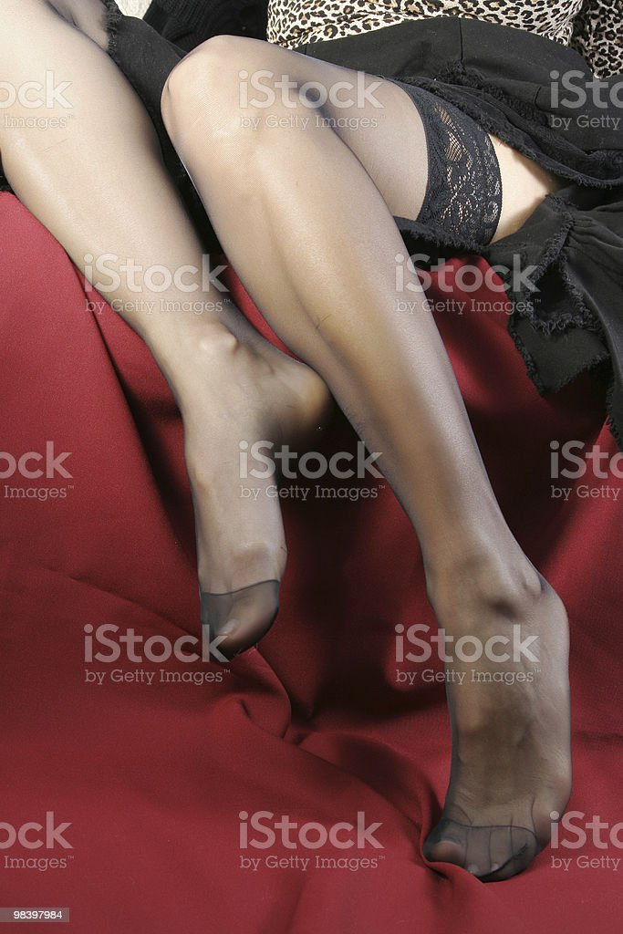 색시한 여성 속옷 royalty-free 스톡 사진