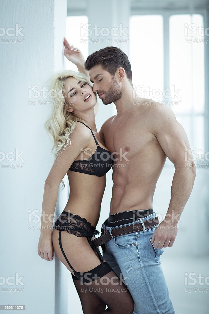 Sexy Young Couple Stock Photo  More Pictures Of 20-24 -3893