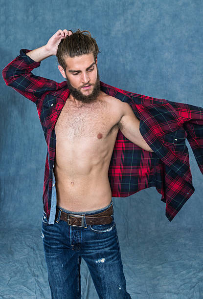 Best Sexy Hairy Chest Stock Photos, Pictures & Royalty