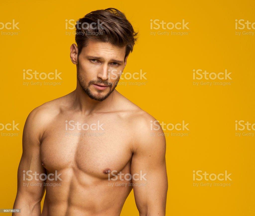 Naked sexy hatian men