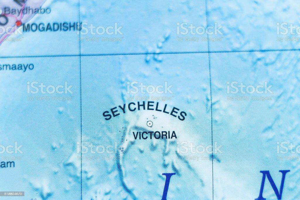 Seychellen Karte Afrika.Seychellen Landkarte Stockfoto Und Mehr Bilder Von Afrika Istock