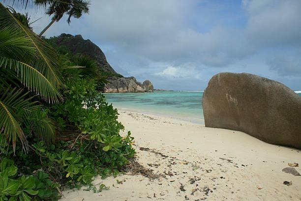 Seychellen île de la digue – Foto