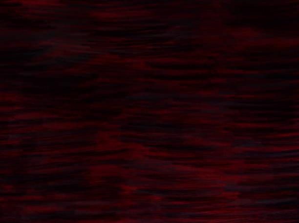 Sfondo Con Colori Pastello E Acquerello Nei Toni Del Rosso Scuro