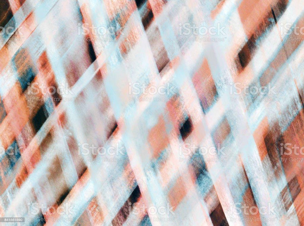 Sfondo Con Pennellate Diagonali Di Colore Nei Toni Del Marrone