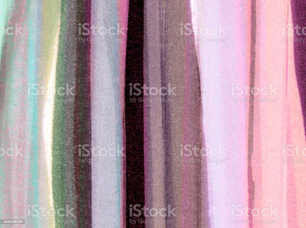 Sfondo Con Pennellate Verticali Di Colore Nei Toni Del Grigio Rosa E