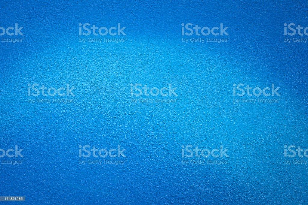 Sfumato Blue Wall Texture stock photo