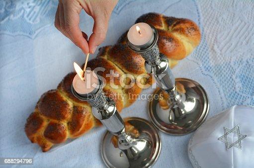 istock Shabbat eve 688294796