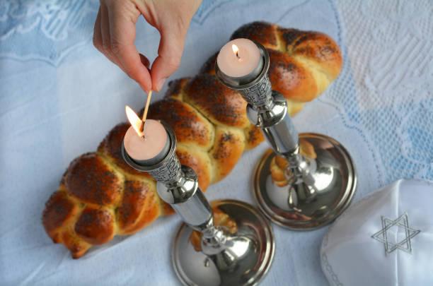 shabbat eve - judaizm zdjęcia i obrazy z banku zdjęć