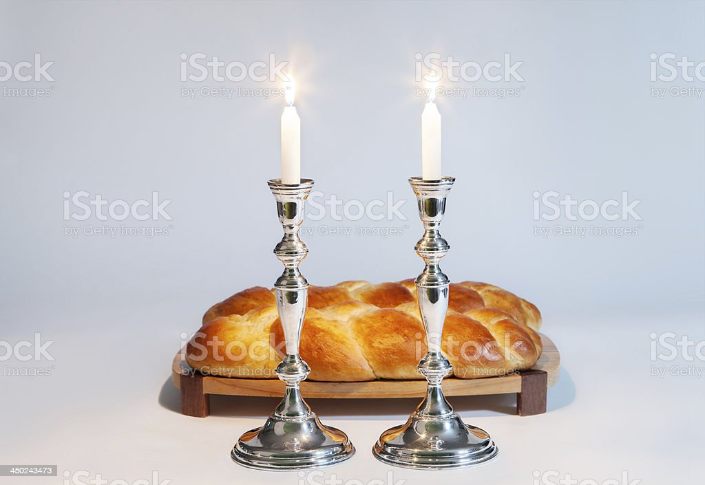 Shabbat stock photo