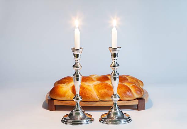 Shabbat stock photo