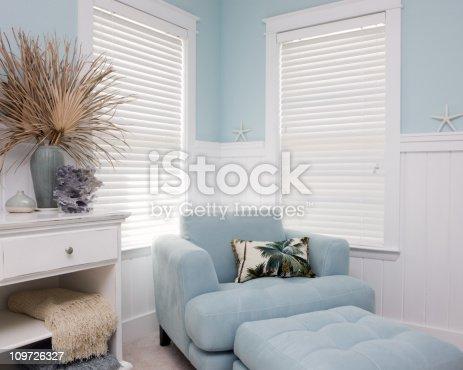 Home Interior. Horizontal shot.