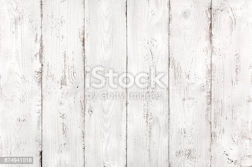 istock Shabby Chic Wooden Board 874941016