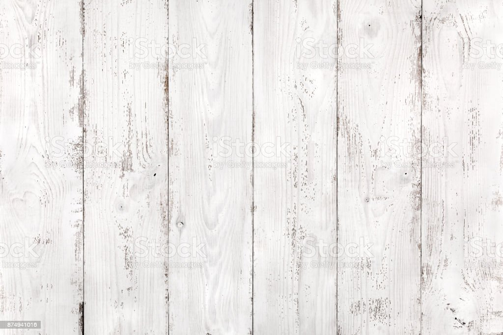 Shabby Chic Wooden Board stock photo