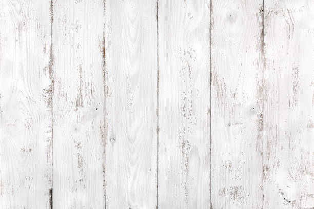 Shabby Chic Wooden Board - foto stock