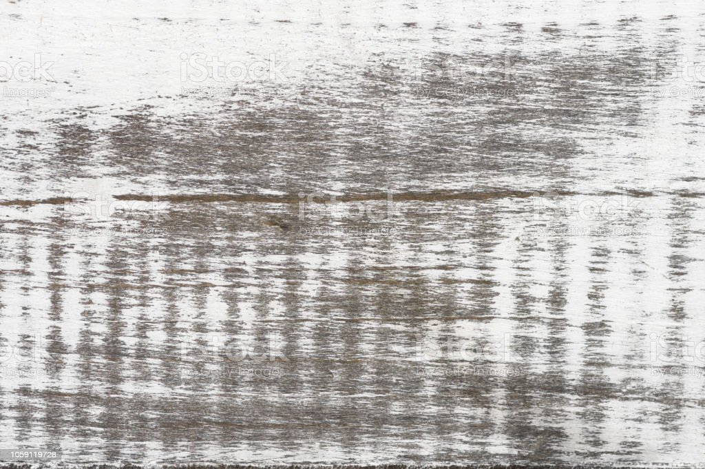 Textura de madeira caiada gasto - foto de acervo