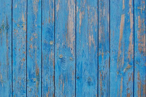 shabby wooden planks