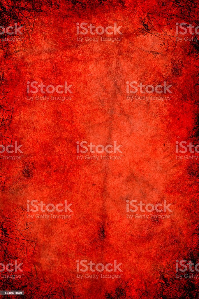 Shaded red and black grunge background royalty-free stock photo