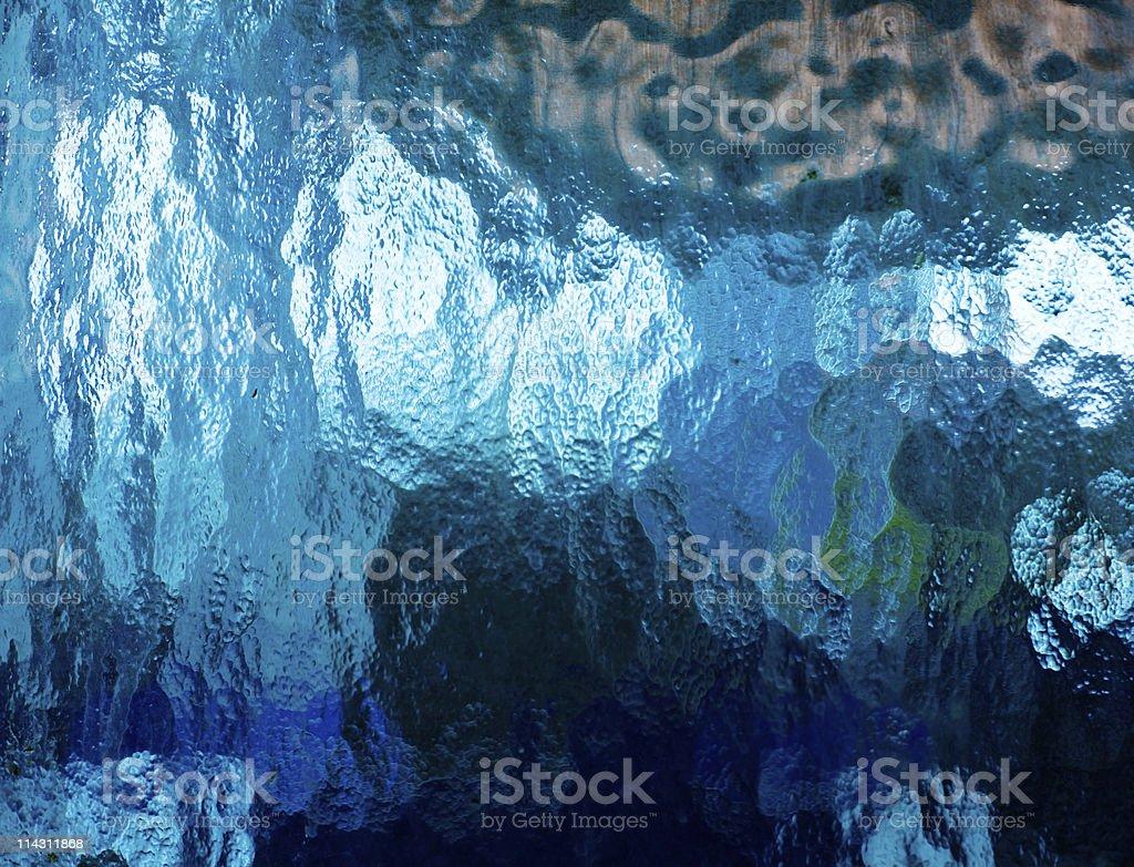 Shades of blue royalty-free stock photo