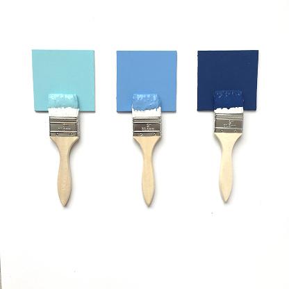 istock Shades of Blue 520943766