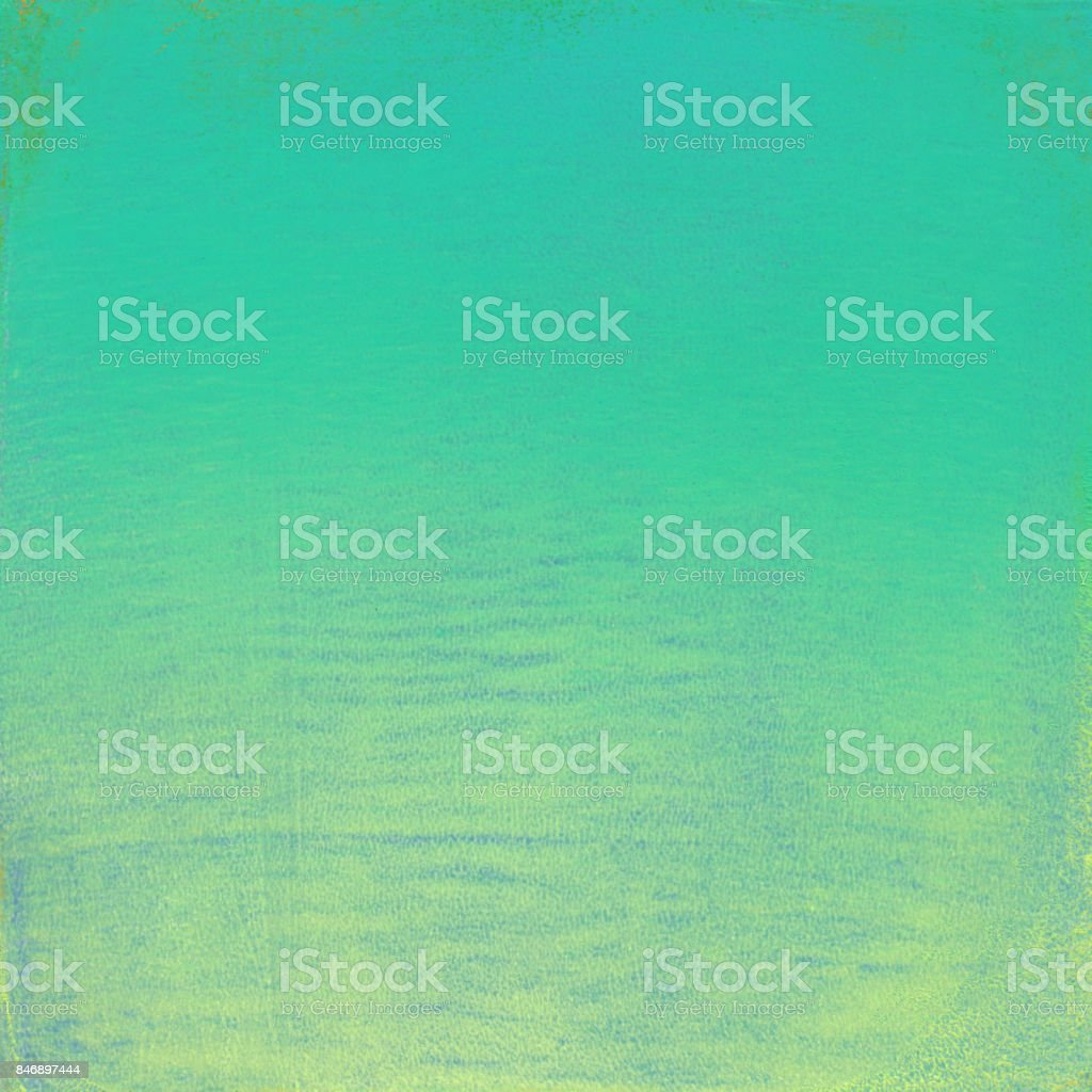 Shades of green with texture and gradient stock photo