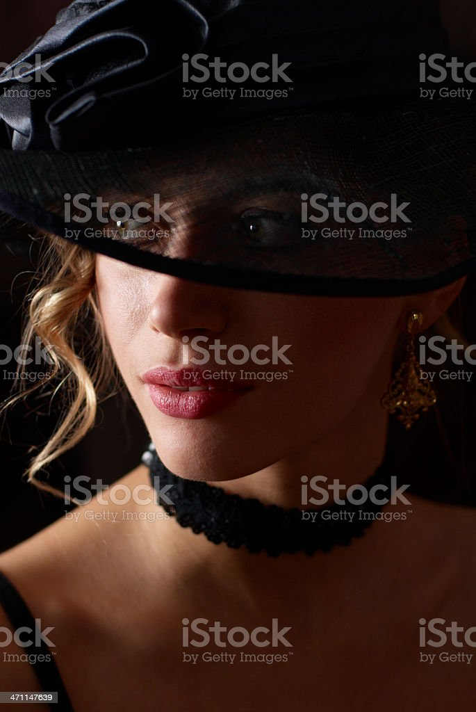 shadow and light royalty-free stock photo
