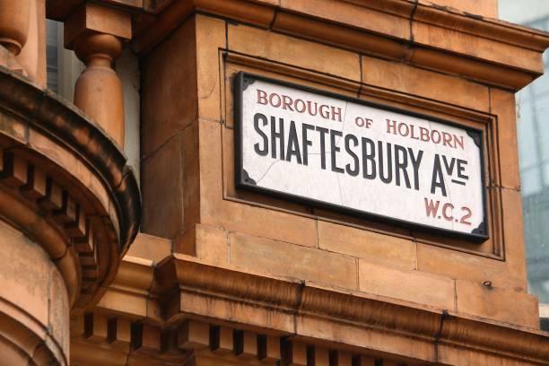 Shaftesbury Avenue – Foto