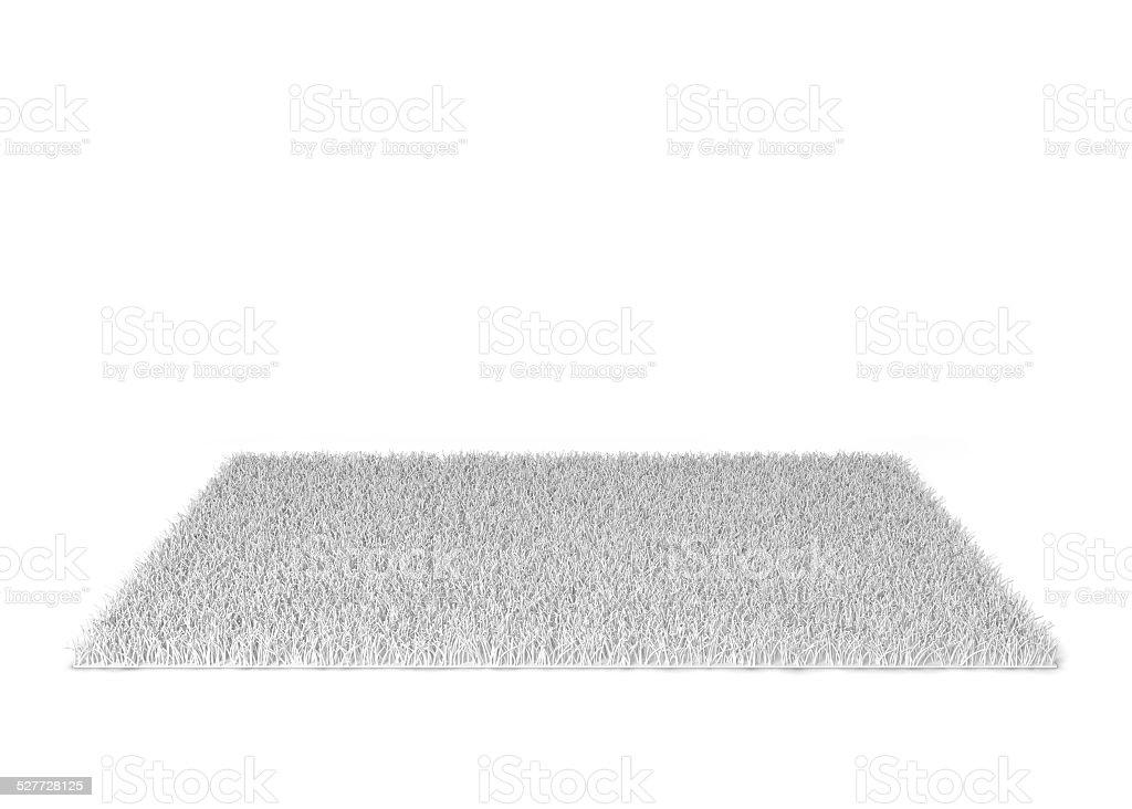 Shaggy alfombra - foto de stock