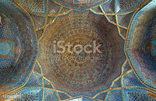 The Shah Jahan Mosque, also known as the Jamia Masjid of Thatta, is a 17th-century building that serves as the central mosque for the city of Thatta, in the Pakistani province of Sindh. The mosque features extensive brickwork laid in geometric patterns, which is a decorative element unusual for Mughal era mosques. Mousqe structure is still perfect but need work to save interior.