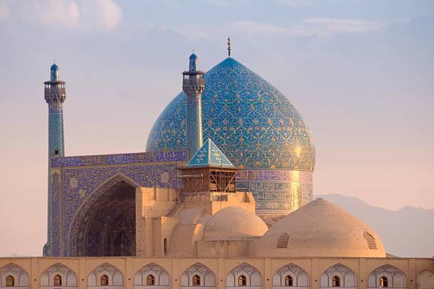 shah-moschee - iranische stock-fotos und bilder