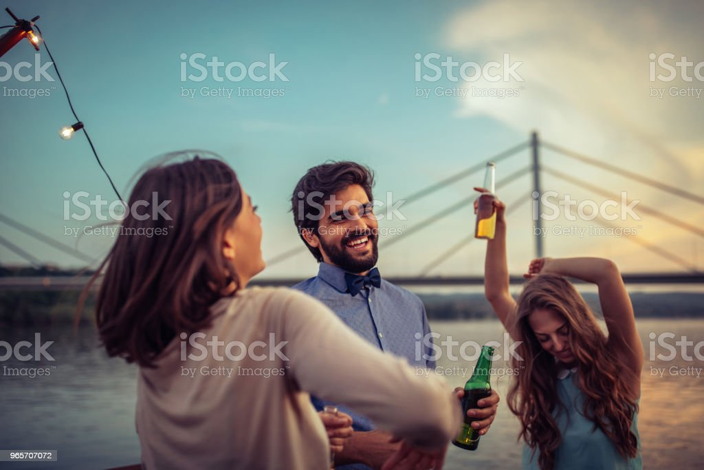 Shaking the booties - Royalty-free Adult Stock Photo