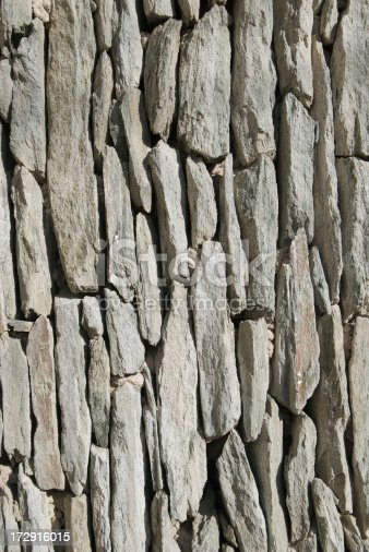 istock Shale Rock Wall Background 172916015