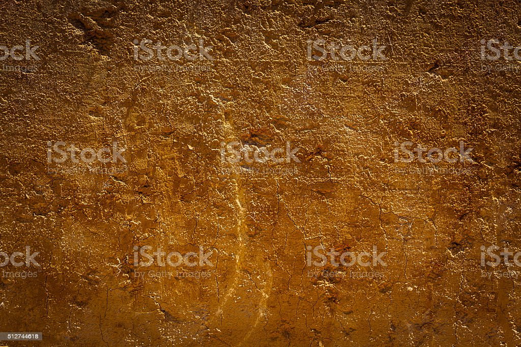 Shale Smooth Texture Earth - Textura de Tierra Arcillosa Lisa stock photo