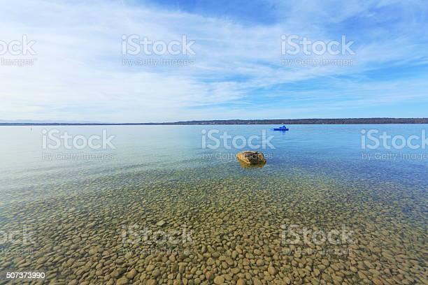 Andünsten Und Klar Lake Stockfoto und mehr Bilder von Bayern