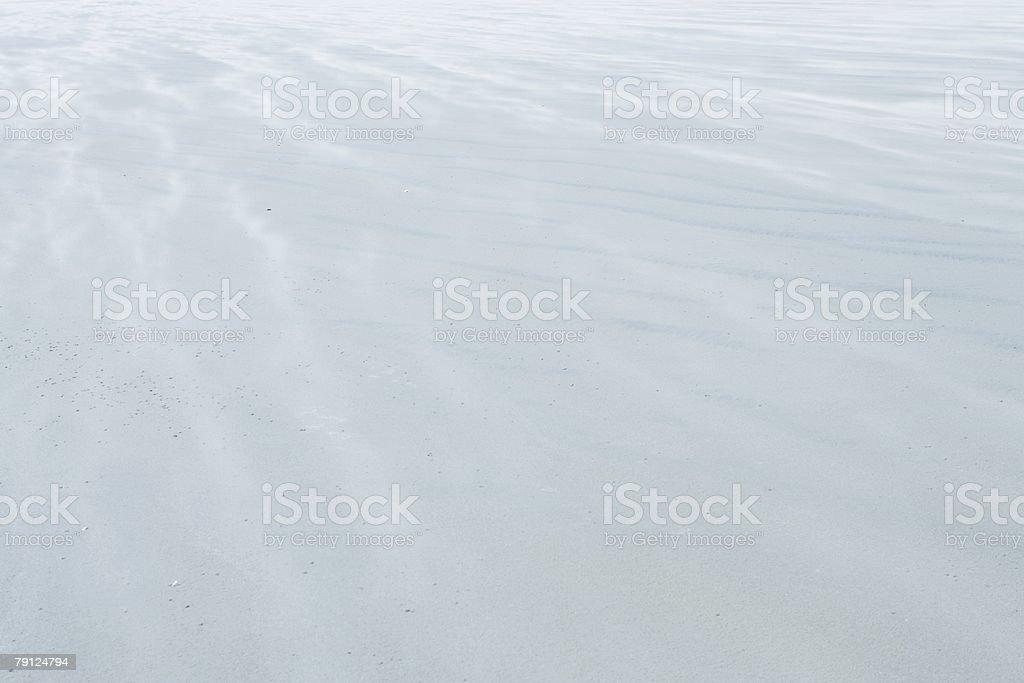 Shallow water 免版稅 stock photo