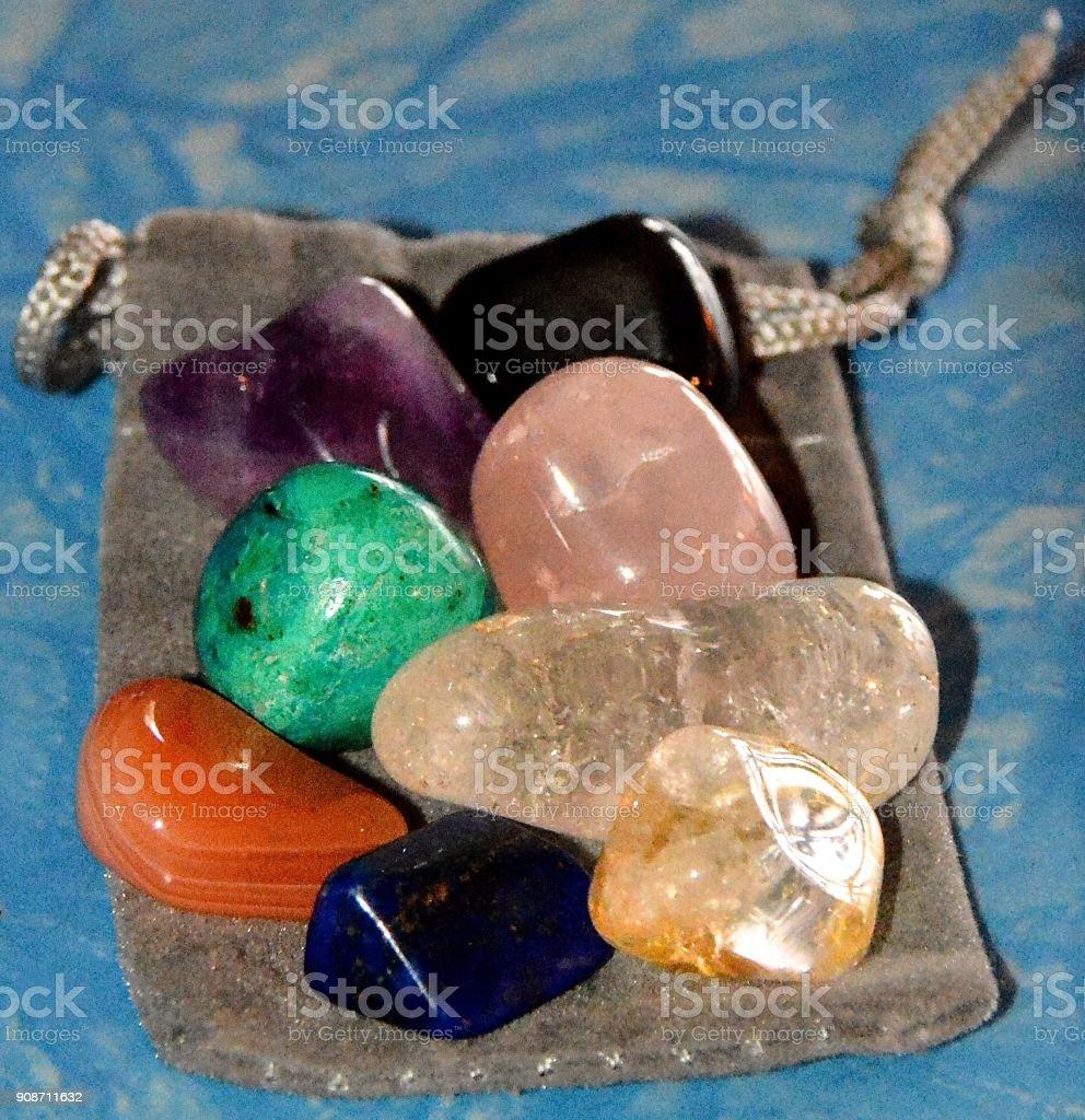 Shaman Bag stock photo