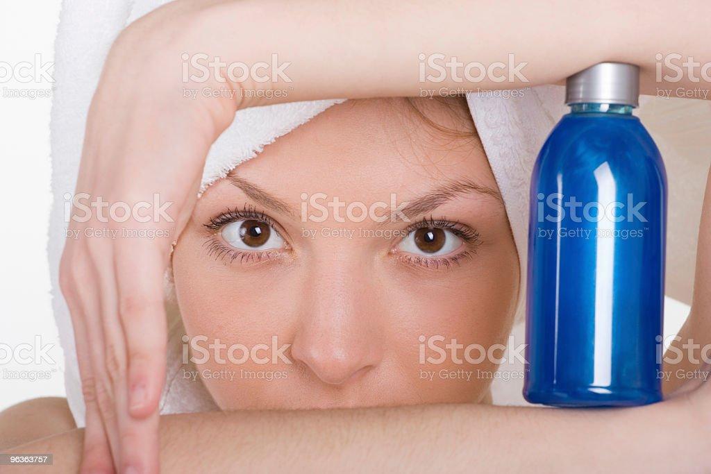 Shampoo royalty-free stock photo