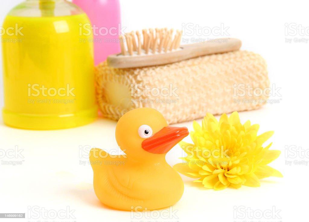 Shampoo  toy royalty-free stock photo