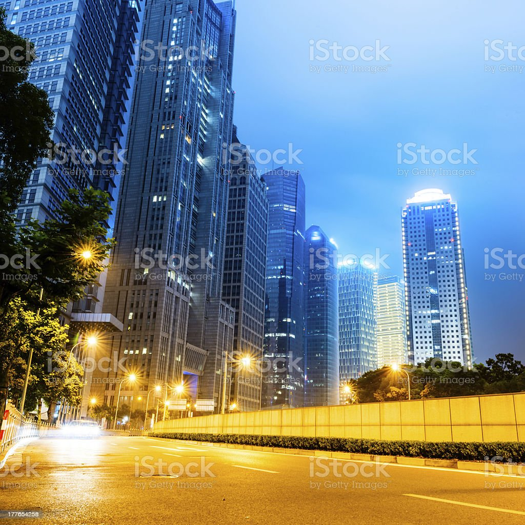 shanghai china royalty-free stock photo