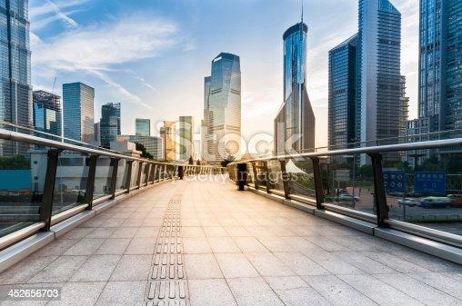 istock Shanghai China 452656703