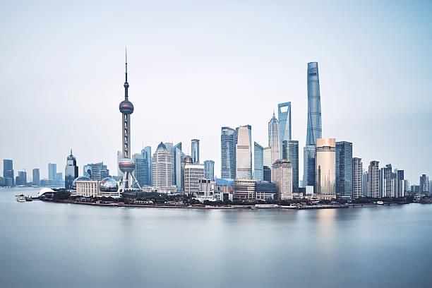 Shanghai, China stock photo