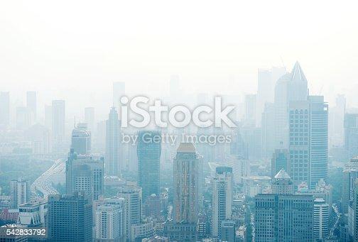 istock Shanghai city 542833792