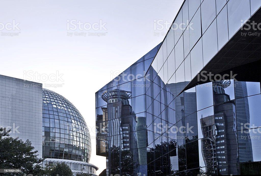 Shanghai Dome-Gebäude – Foto