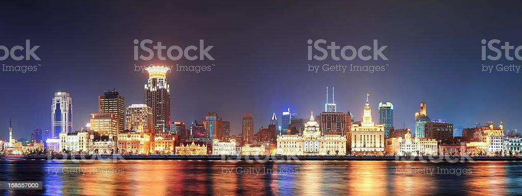 상하이 역사적이다 건축양상 royalty-free 스톡 사진