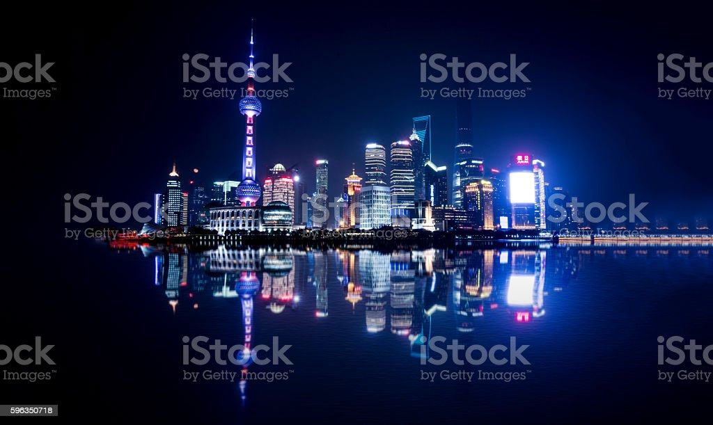 Shangai royalty-free stock photo
