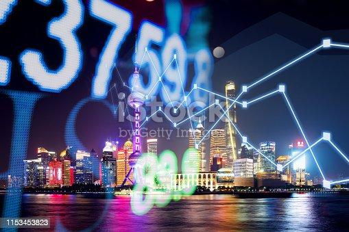 620974266 istock photo Shanghai stock market 1153453823
