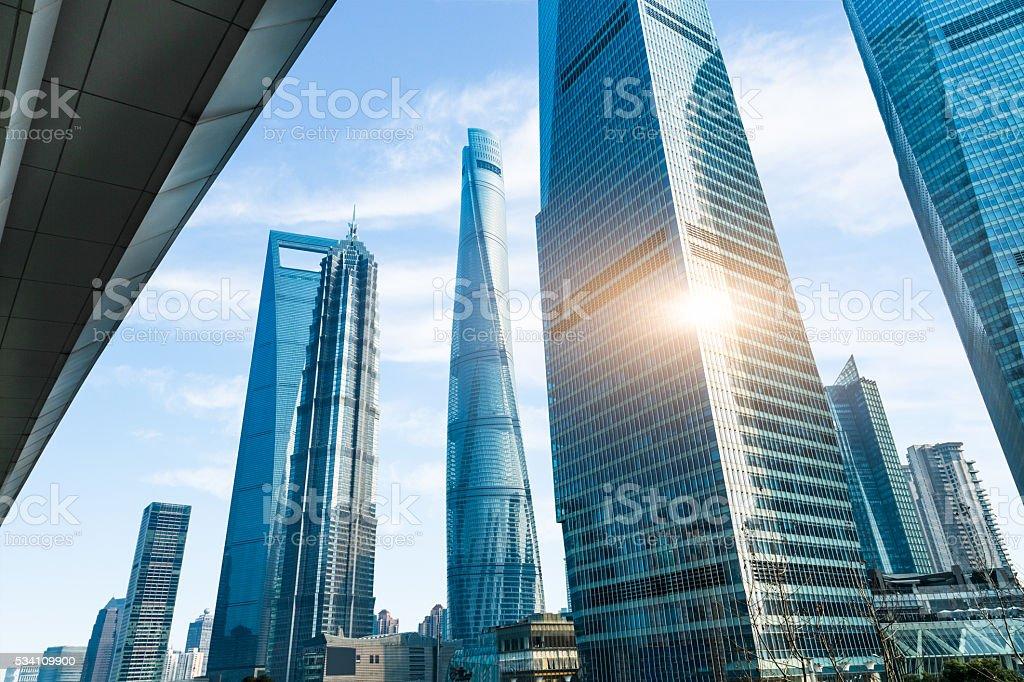 shanghai höchste Gebäude – Foto