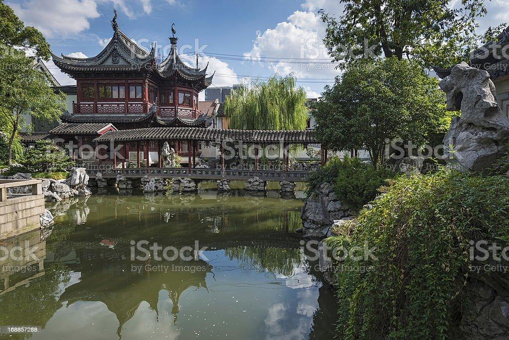Shanghai Yu-Yuan-Garten Dianchun Hall, China – Foto
