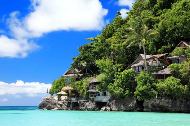 Shangri The Resort stock photo