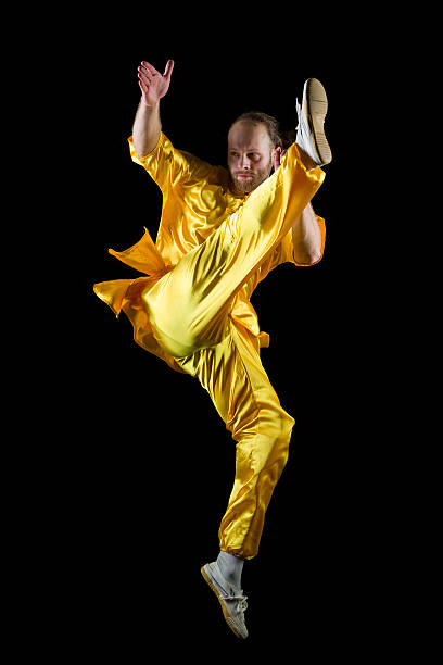 Kung Fu Dance High-Res Stock Photo - Getty Images