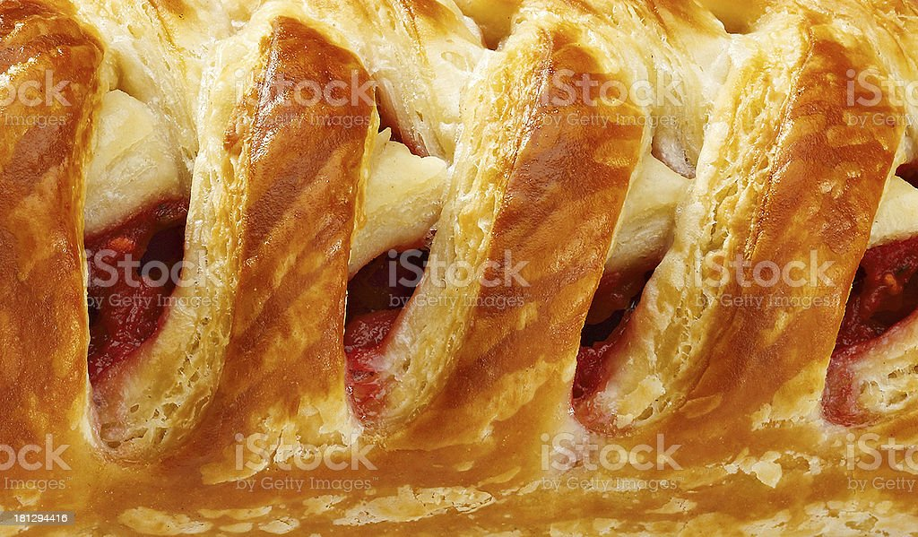 shaped pie royalty-free stock photo